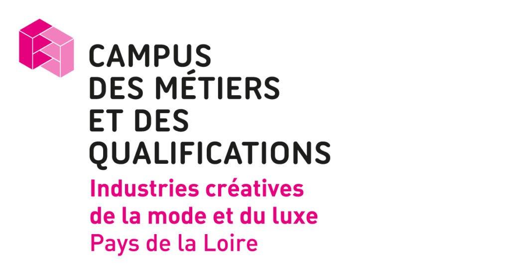 Logo campus des industries créatives, de la mode et du luxe