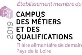 Logo campus de la filière alimentaire de demain