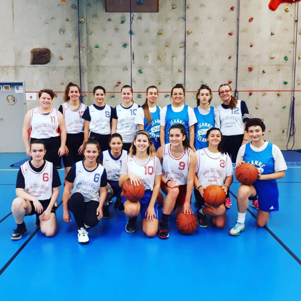 tournois basket filles