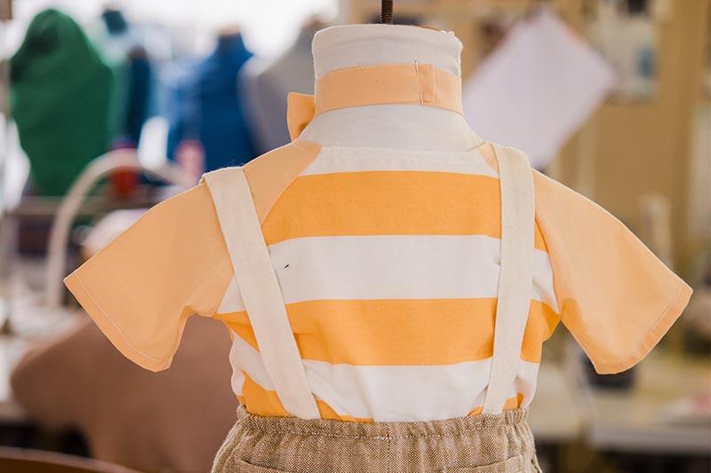 Création de vêtements