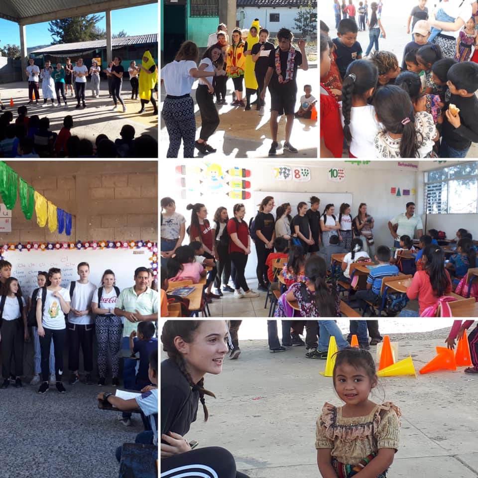 experience humanitaire au guatemala 2020