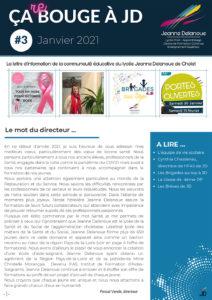 edition 3 ça bouge à jd page 1