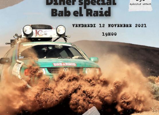 Dîner spécial Bab El Raid
